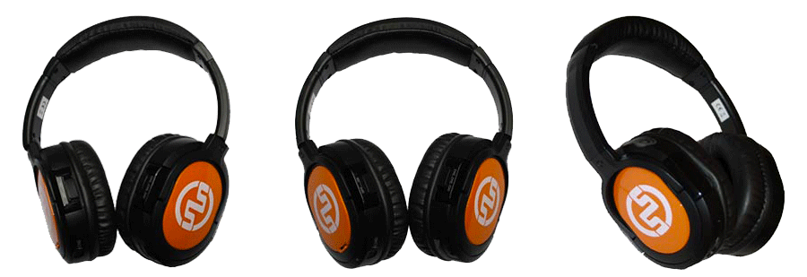 Silent Disco Cascos Wireless