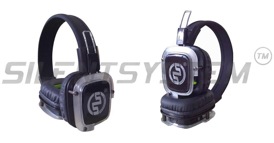 Auriculares Silent Disco SX 809