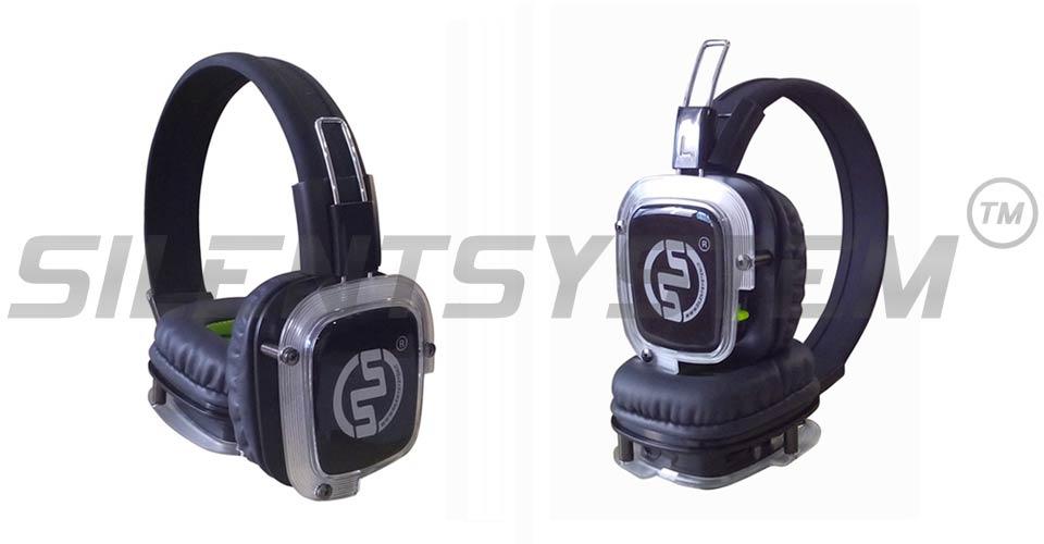 Cascos Silentdisco Party SX-809 SPB