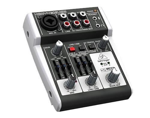Mini Mixer Xenyx 1
