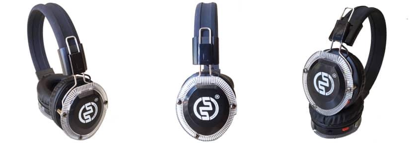 Auriculares Silent SX-610
