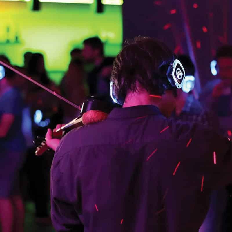 Silent Concert Violin