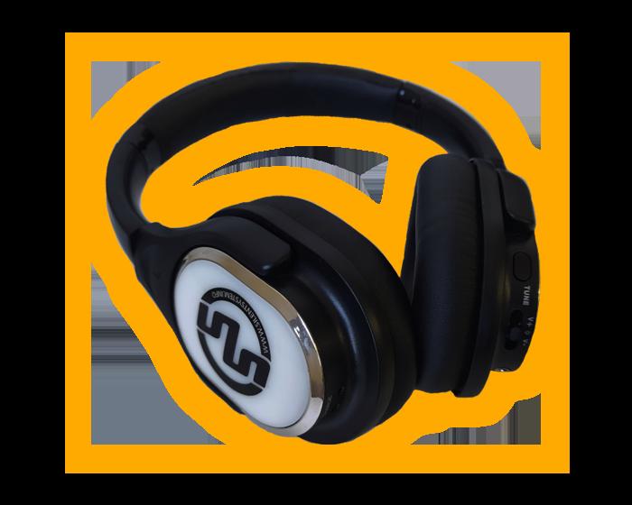Auriculares SX-553 de Silentsystem