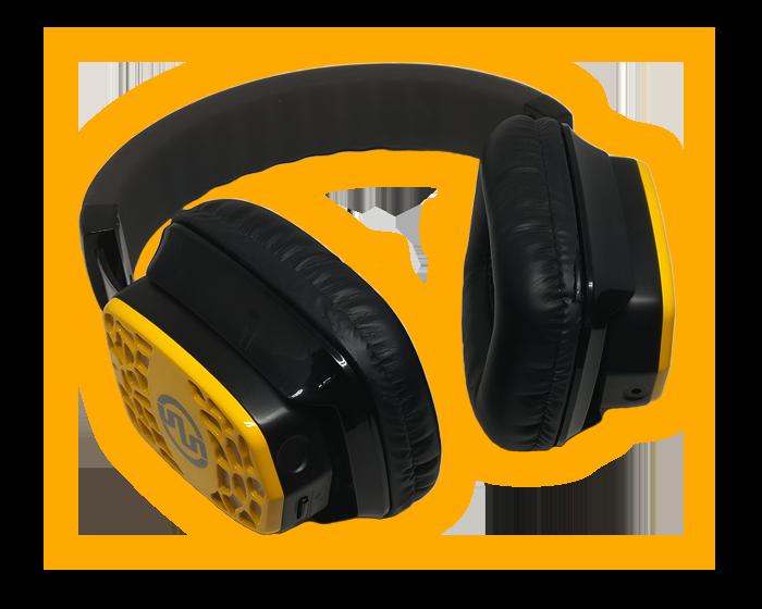 Auriculares SX-909 de Silentsystem