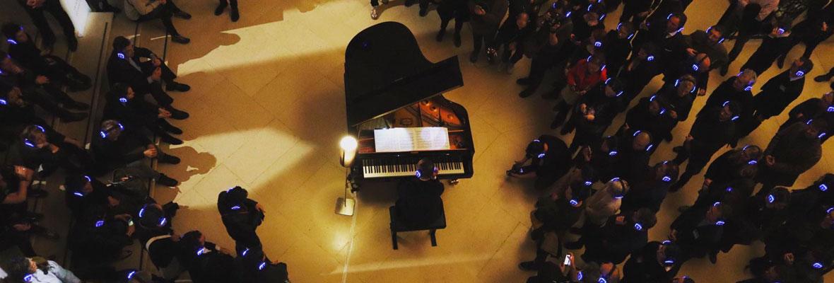Yamaha Concierto Louvre