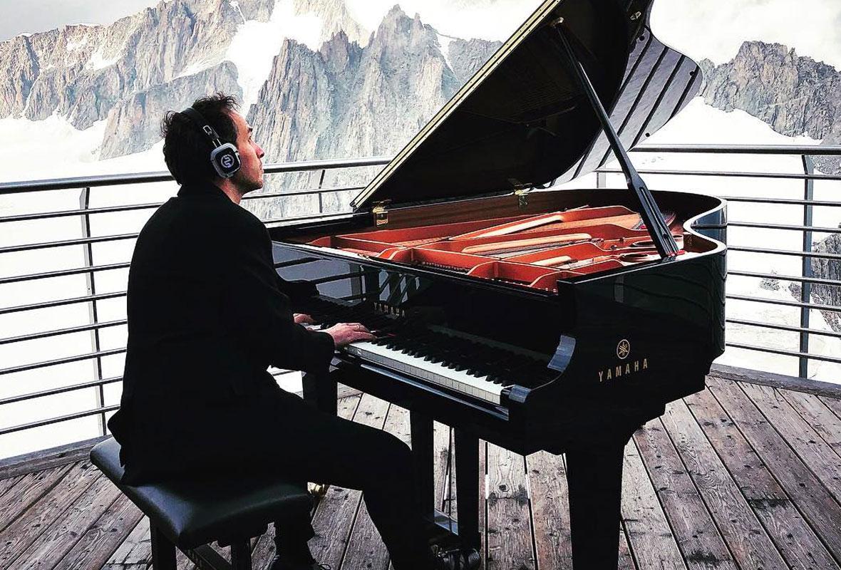 Concierto Silent Mont Blanc